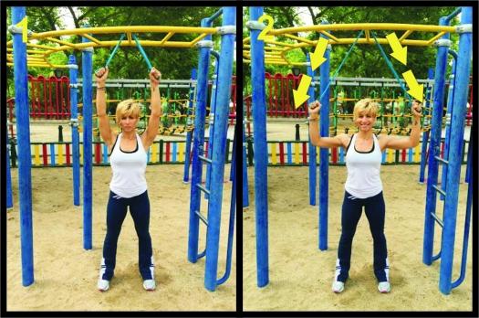 ejercicios con bandas elásticas correrporquesi