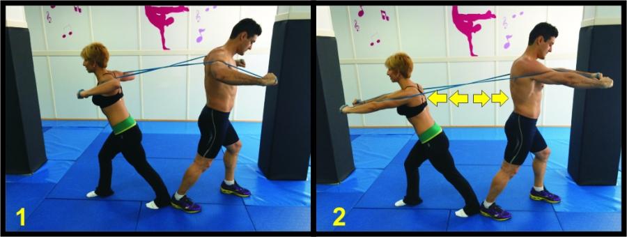 ejercicios con gomas 3
