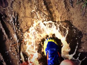 probamos materiales correr con lluvia correrporquesi