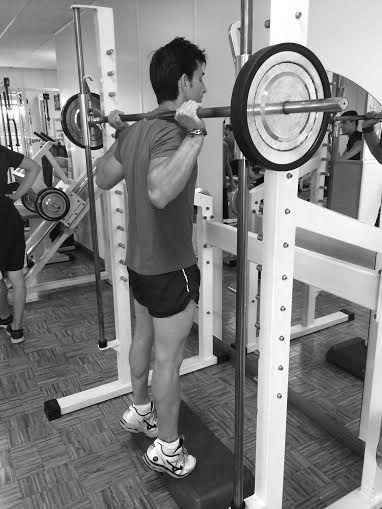 entrenar en una sala de pesas correrporquesi