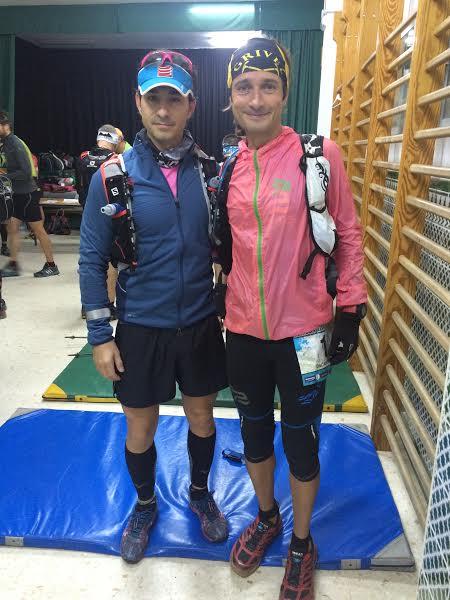 Xtreme Trail Cup Málaga correrporquesi, óscar pérez