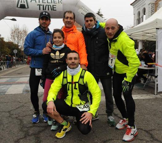 crónica de una carrera, torrejón de l a calzada, San Sebastián, correrporquesi