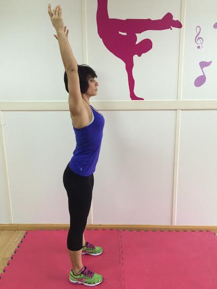 ejercicios chicas, estiramientos, correrporquesi