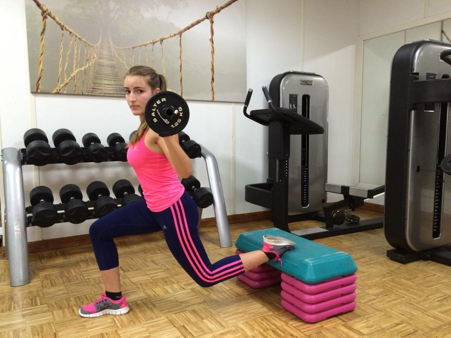 ejercicios chicas,correrporquesi