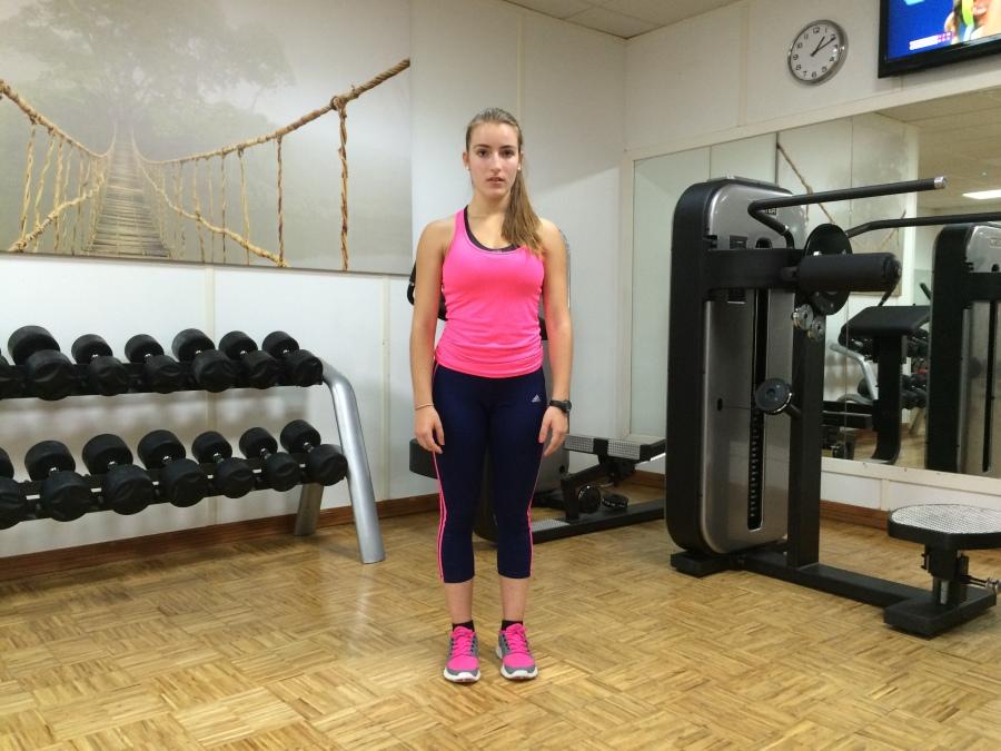celia teva,correrporquesi,ejercicios,mujeres
