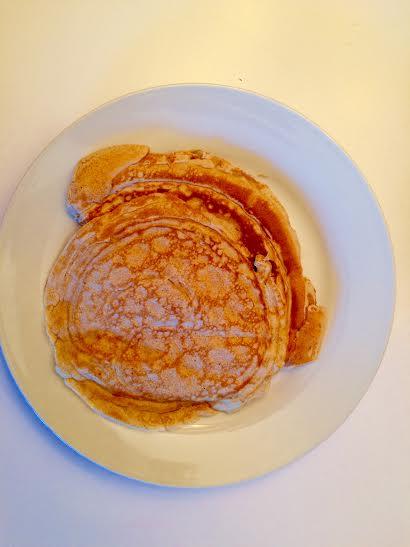 tortitas de avena y proteína correrporquesi