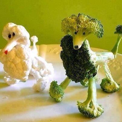 Coliflor-brocoli